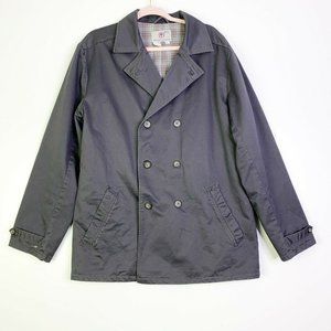 The Territory Ahead Mens Double Breasted Jacket L
